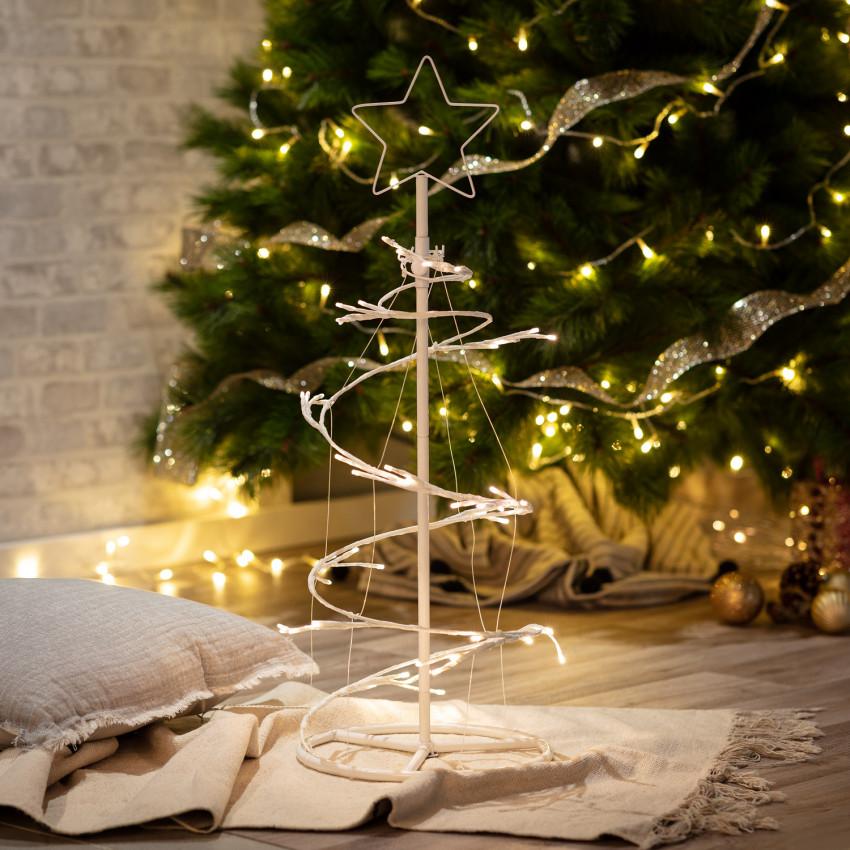 Arbre de Noël en Métal LED