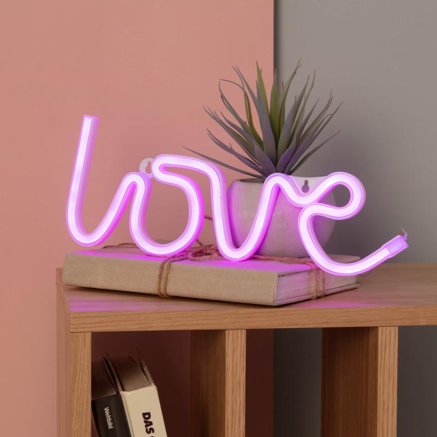 Néon LED Love