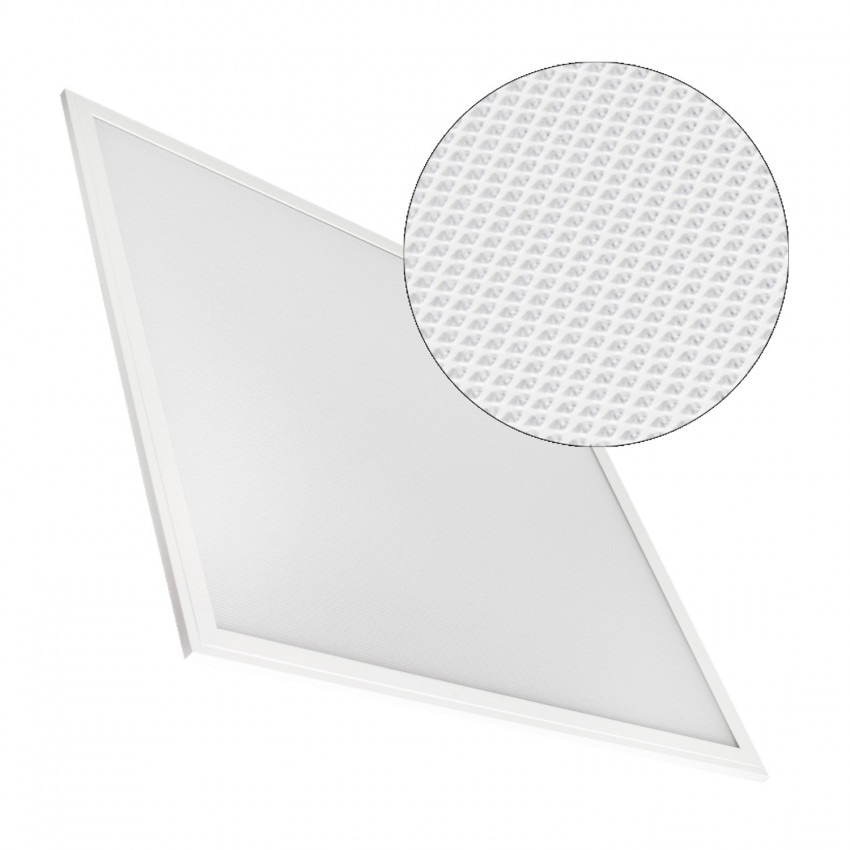 Panneau LED 60x60cm 40W 4000lm Microprismatique (UGR17) LIFUD