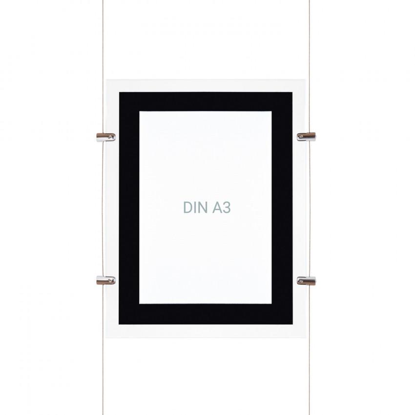 Kit Affichage LED DIN A3 Vertical