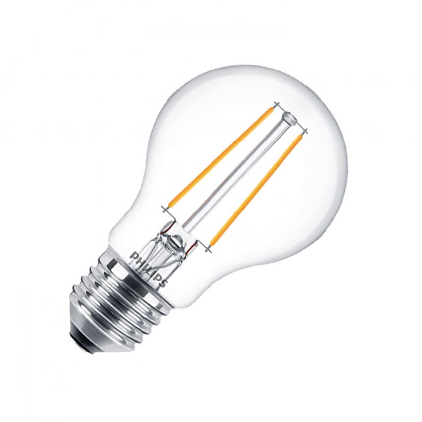 Ampoule LED E27 Filament PHILIPS CLA Classic A60 4.5W