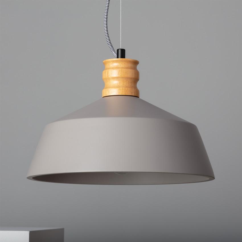 Lampe Suspendue Kukojoa Béton