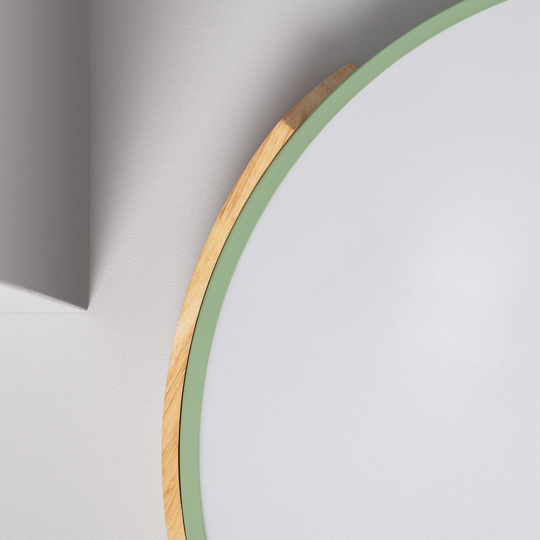 Plafón LED Circular CCT Semi-Dari 18W