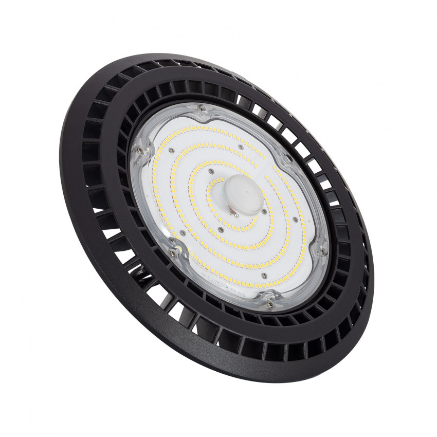 Campana LED UFO Solid PRO 100W 145lm/W LIFUD Regulable 1-10V