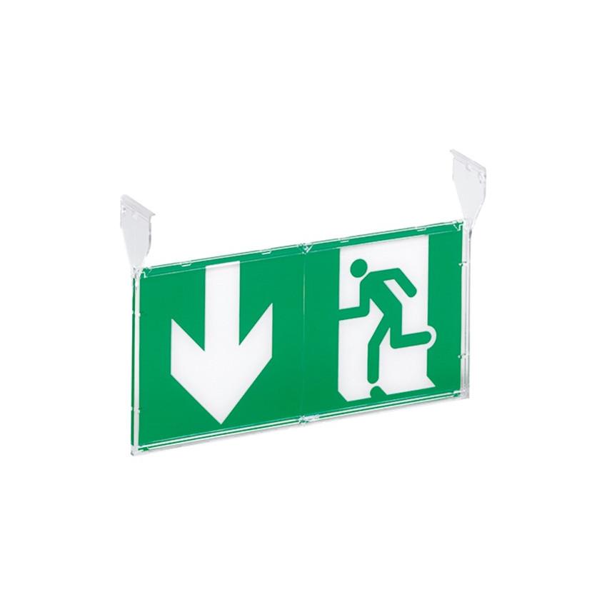 Signalisation de Secours Installation en Encastrée URA ONE LEGRAND 661665