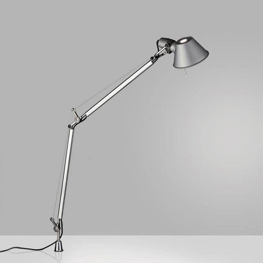 Lampe de Table avec Support Fixe Tolomeo Lectura ARTEMIDE