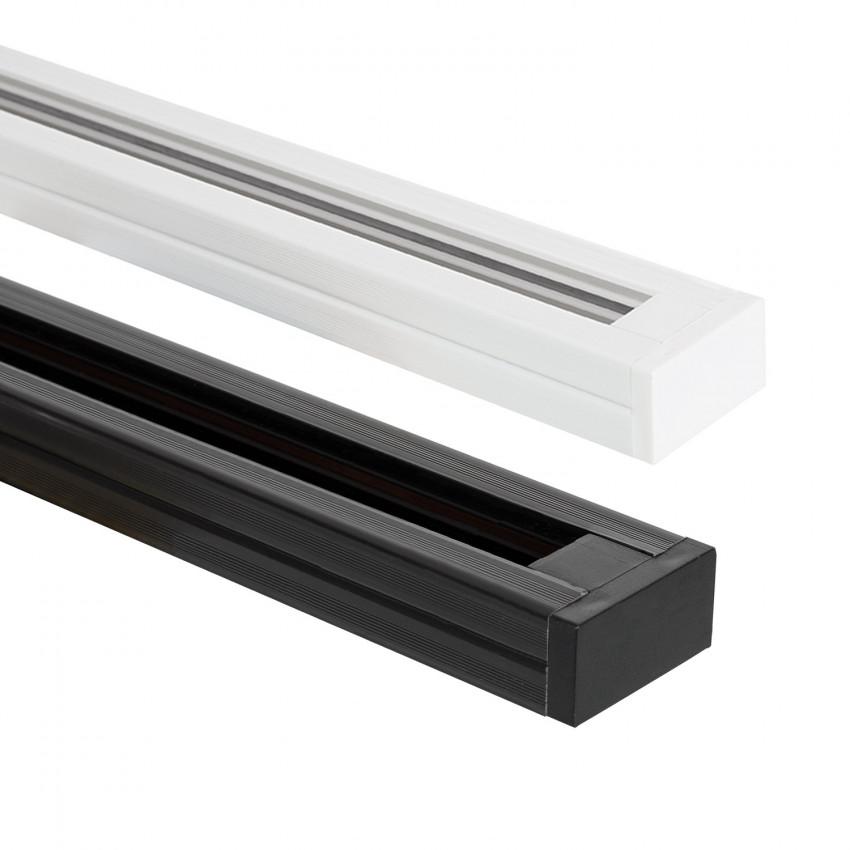 Rail Monophasé PC 1 Mètre pour Spots LED