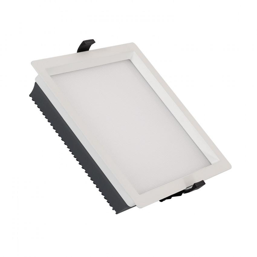 Downlight LED New Aero Slim Cuadrado 30W Corte 230x230 mm