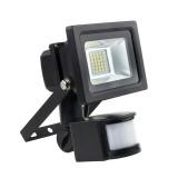 Projecteur LED SMD avec Détecteur 10W 120lm/W