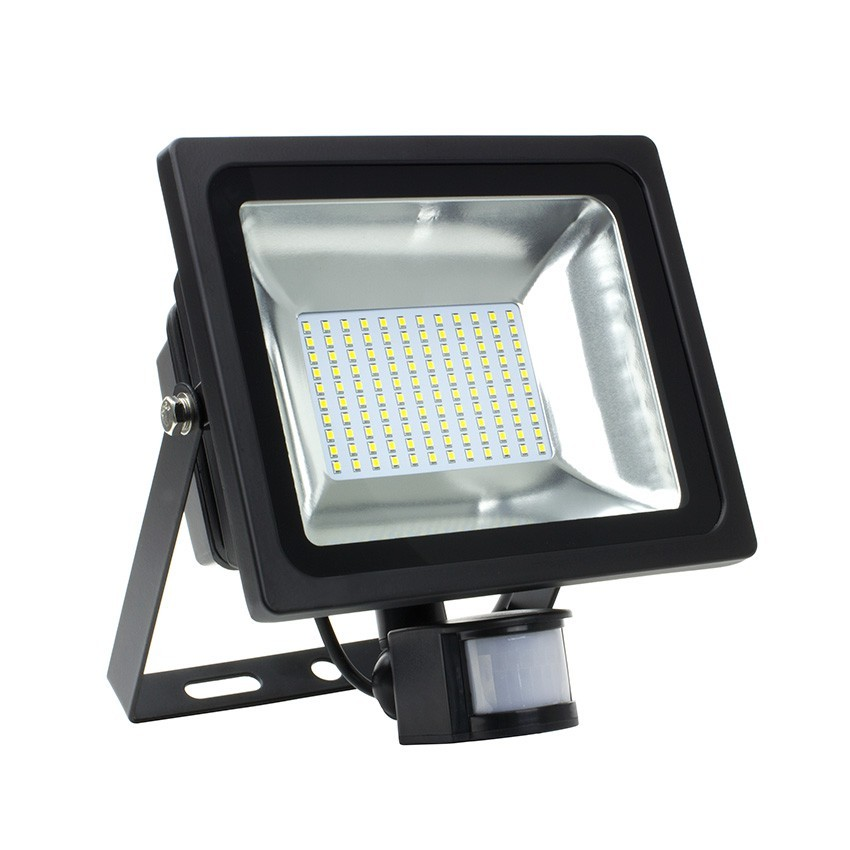 projecteur led detecteur 50w