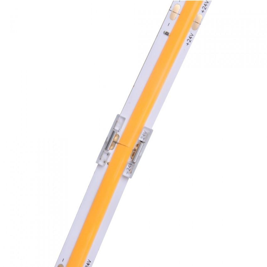 Connecteur HIPPO pour Jonction Ruban LED COB 8mm IP20
