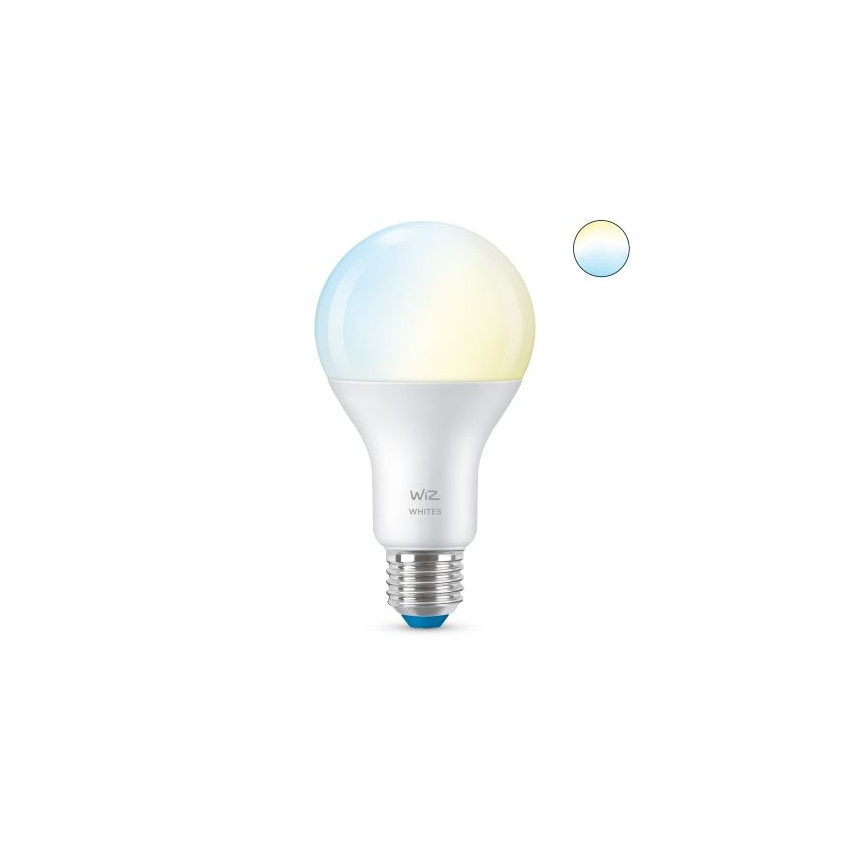 Ampoule LED Smart WiFi + Bluetooth E27 A67 CCT Dimmable WIZ 13W