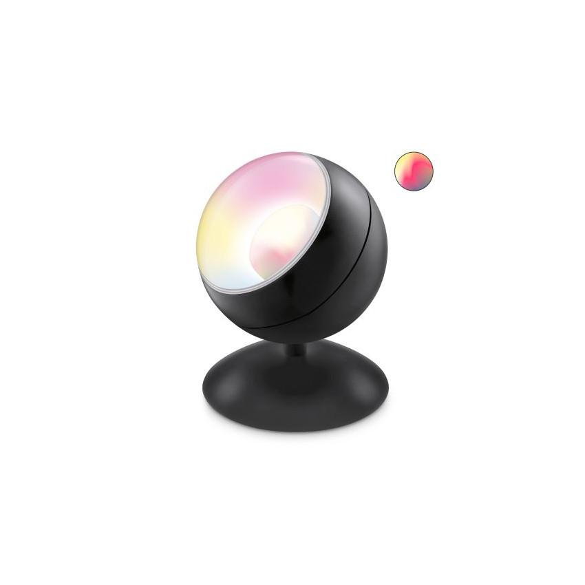 Lampe à Poser Portable Smart WiFi RGB+CCT Bluetooth WIZ Quest 13W