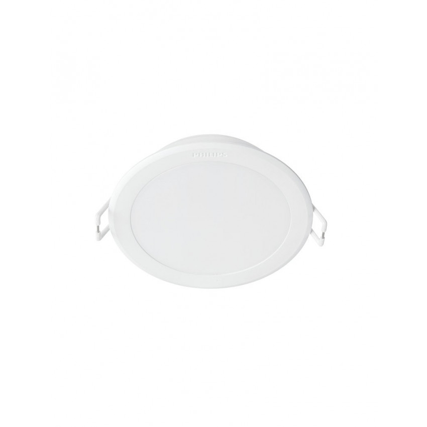 Downlight LED PHILIPS Slim Meson 6W Coupe Ø 80mm