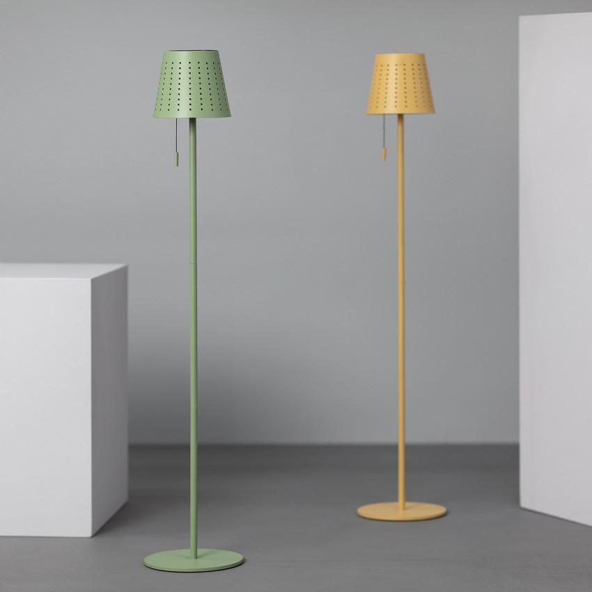 Lampadaire LED Solaire Banate