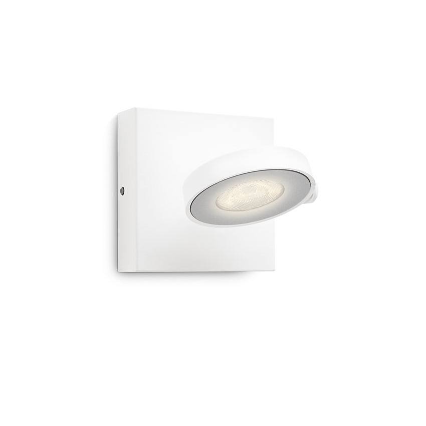 Plafonnier LED Dimmable WarmGlow 4.5W PHILIPS Clockwork