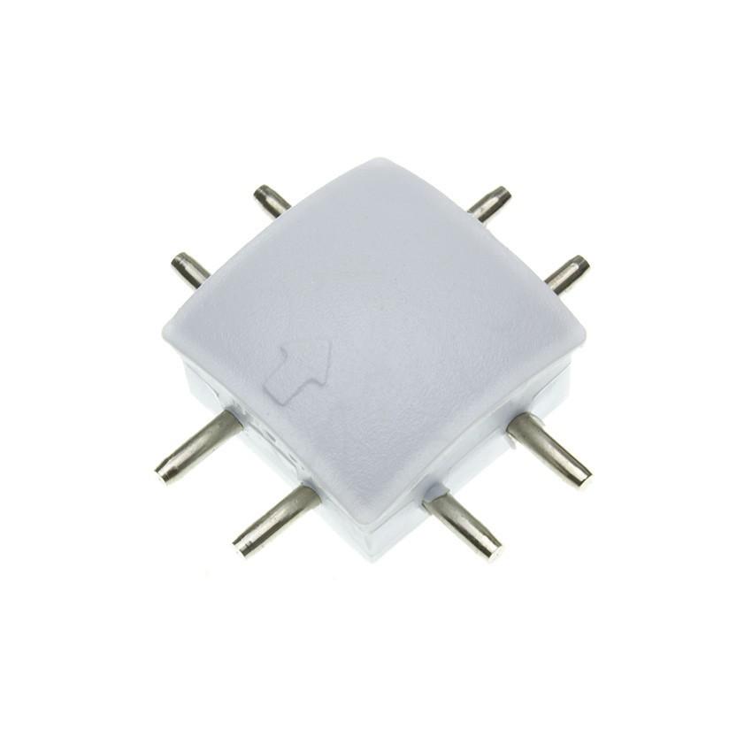 Connecteur 'X' Profilé LED Aretha