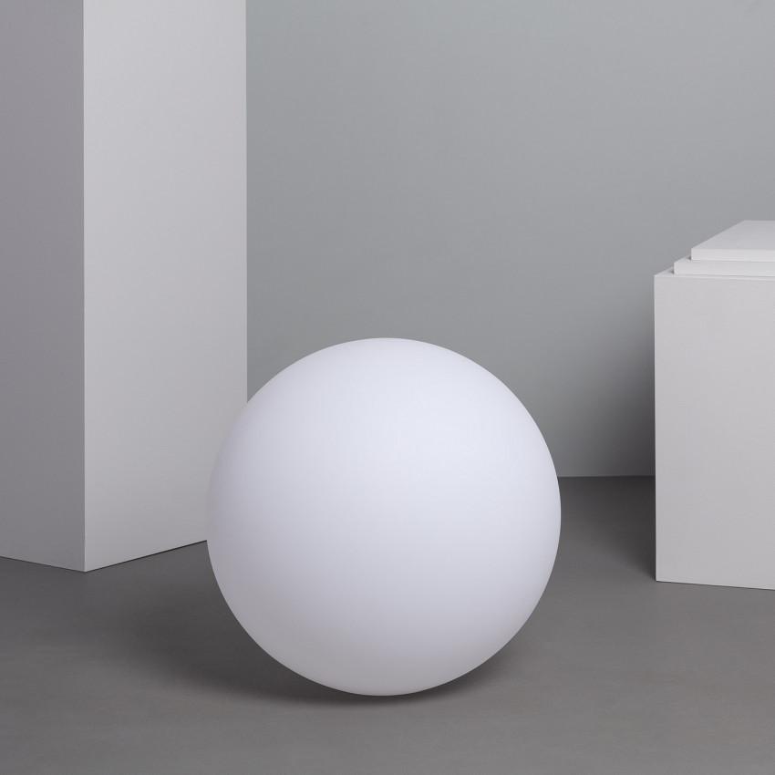 Sphère LED RGBW IP65 50cm Rechargeable