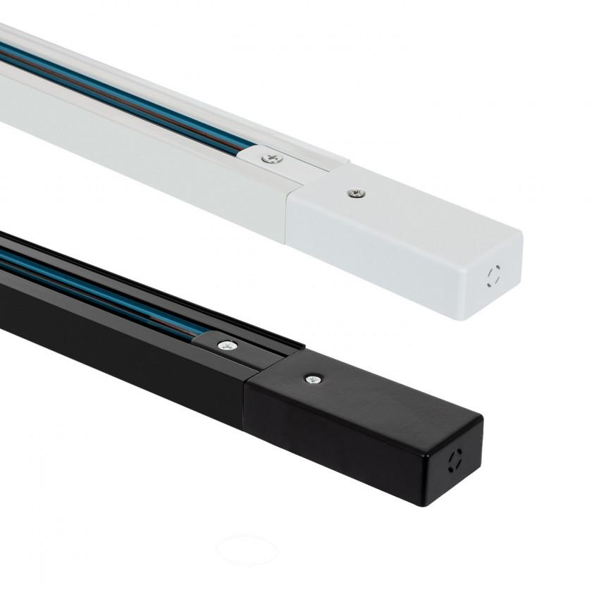 Rail Monophasé Ultrapower Design 1 mètre pour Spots LED
