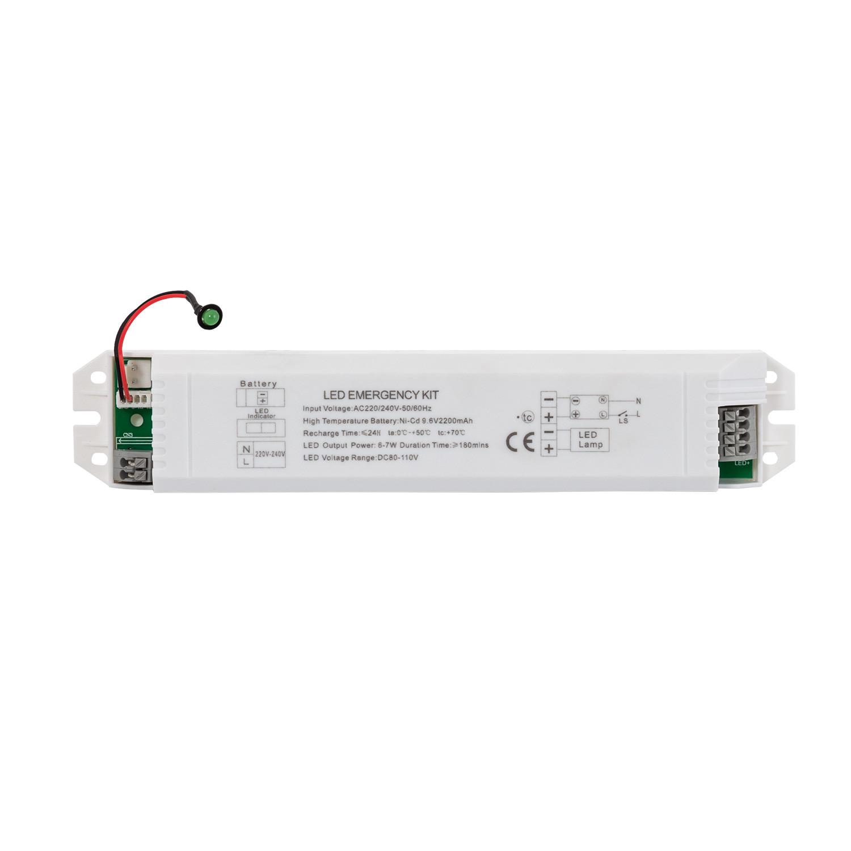 Driver con Batería para Pantallla Estanca LED Integrado