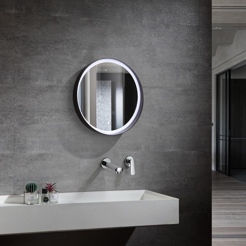 Miroir Décoratif LED Anti-buée Tactile Bali 30W