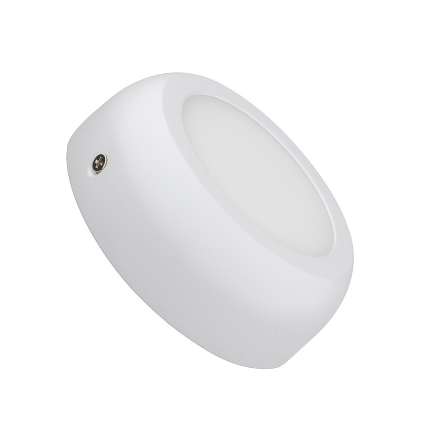 plafonnier led rond design 6w white 5 Merveilleux Plafonnier Led Rond Pkt6