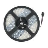 Ruban LED 12V DC SMD5050 60LED/m 5m RGB IP67