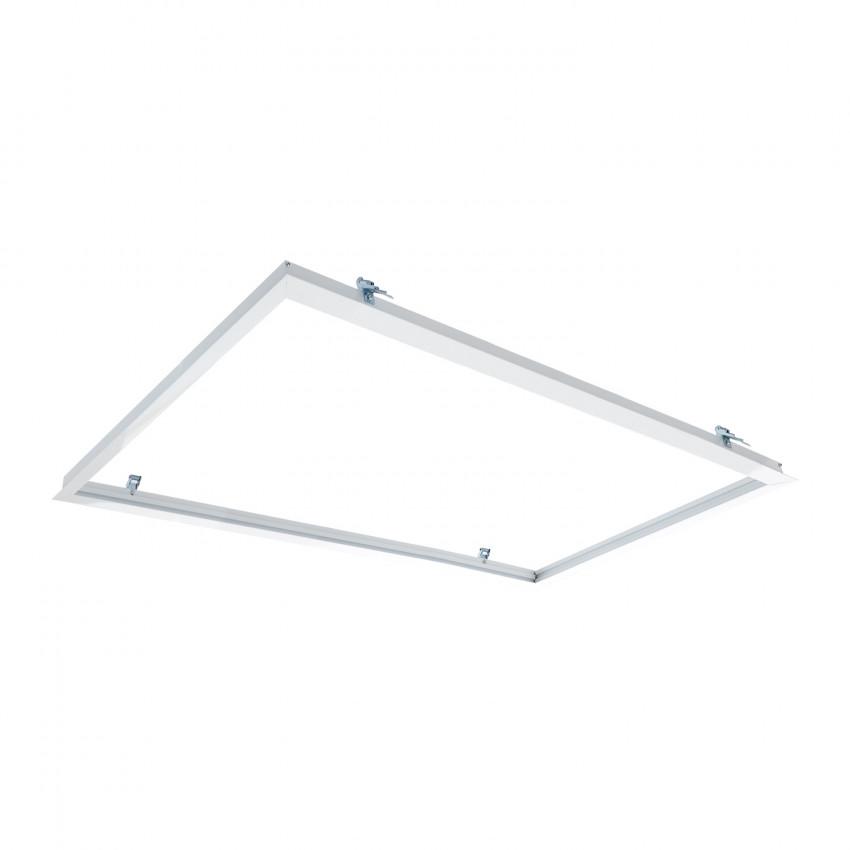 Cornice a Incasso per Pannelli LED 120x60cm
