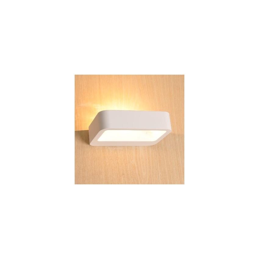 applique led parete edison ledkia italia. Black Bedroom Furniture Sets. Home Design Ideas
