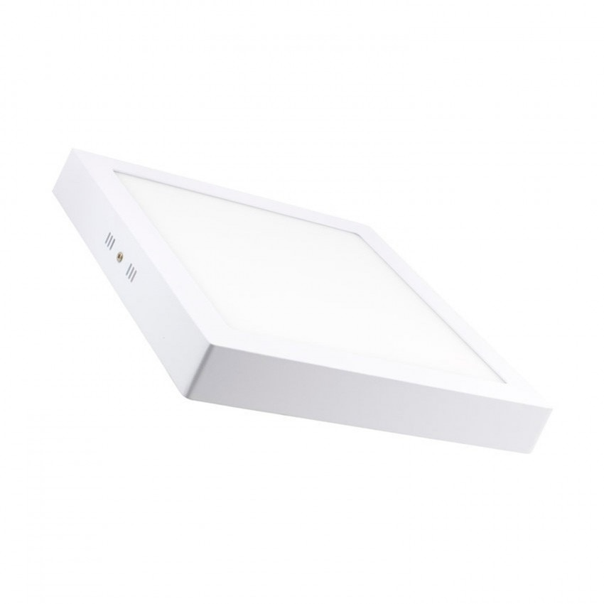 Plafoniera LED Quadrata 24W
