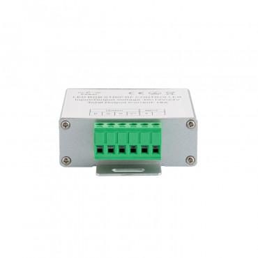 Controller striscia led rgb 12 24v dimmer con telecomando for Striscia led rgb