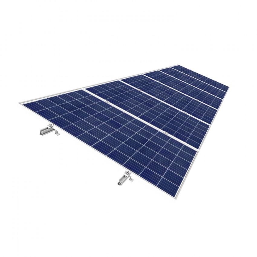 Struttura Complanare per Pannelli Solari