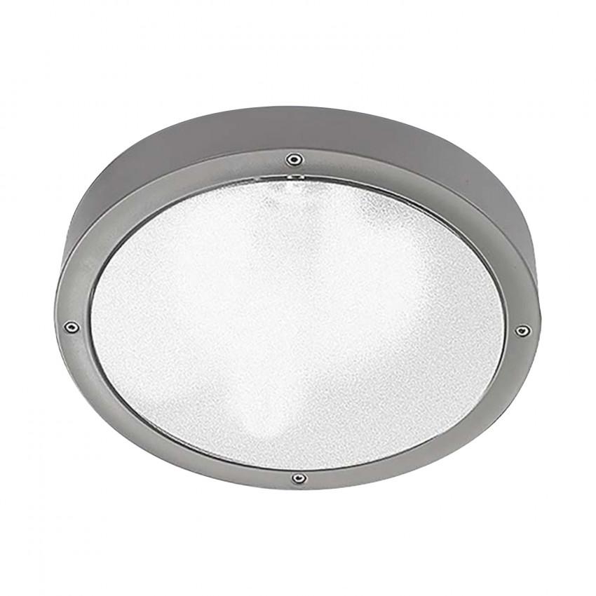 Plafoniera Basic Aluminium IP65 LEDS-C4 15-9835-34-M1