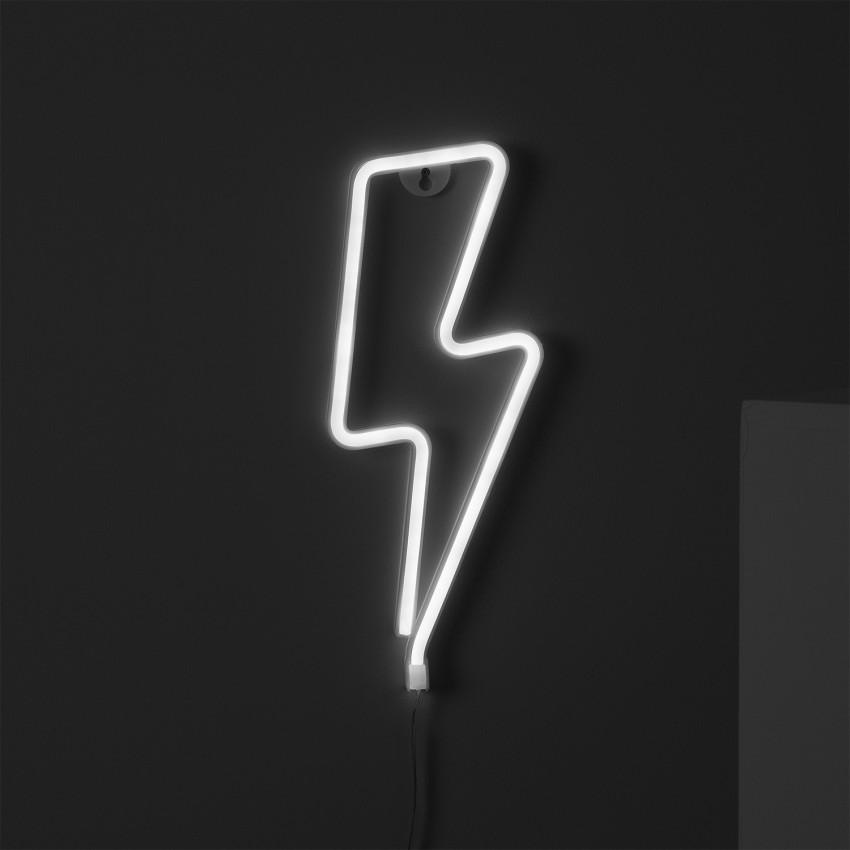 Neon LED Storm con Batteria