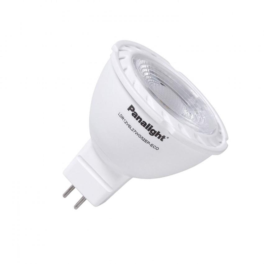Lampadina LED GU5.3 MR16 12V DC PANASONIC PS Dicroica 38º 5W