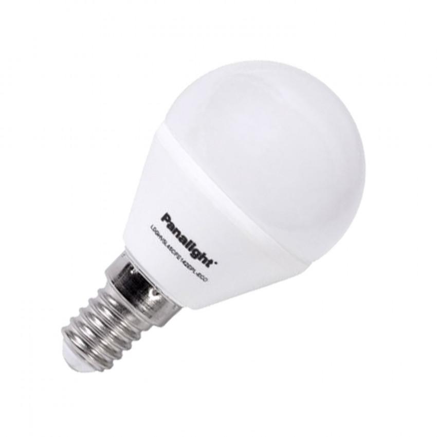 Lampadina LED E14 G45 PANASONIC Frost 4W