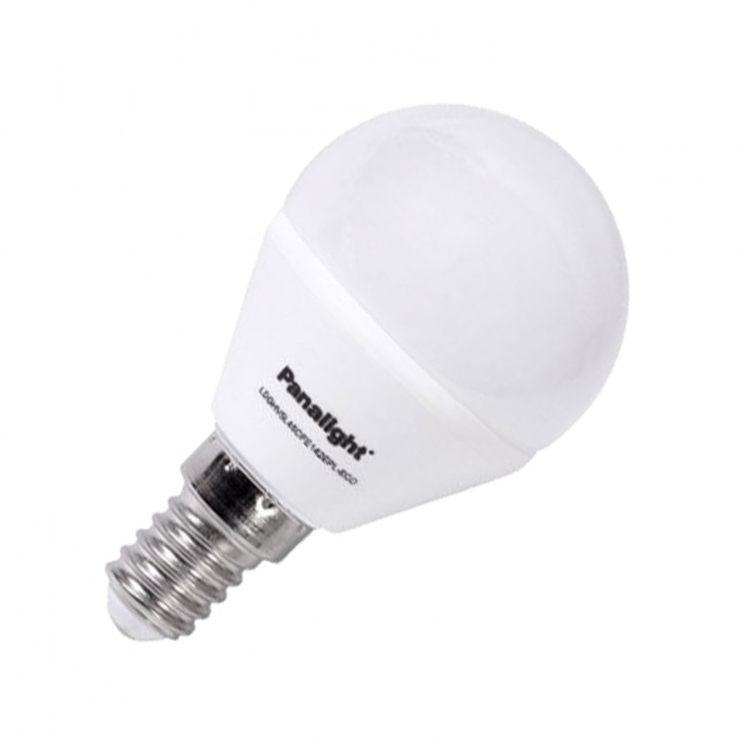 Lampadina LED E14 G45 PANASONIC PS Frost 4W Blister