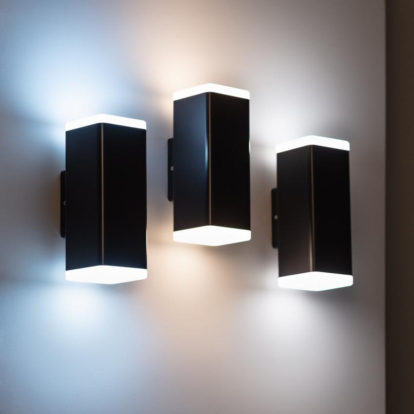 Applique LED New Miseno 12W Doppia Luce