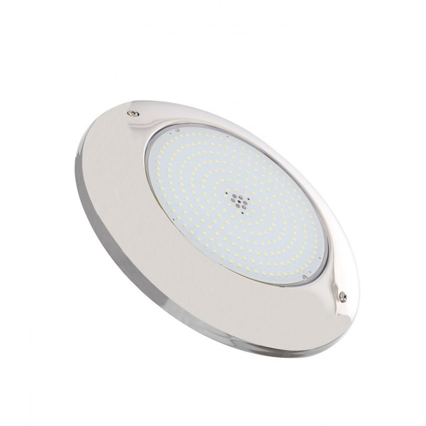 Faretto Piscina LED Superficie 20W Monocolore/RGB/RGBW Acciaio Inossidabile
