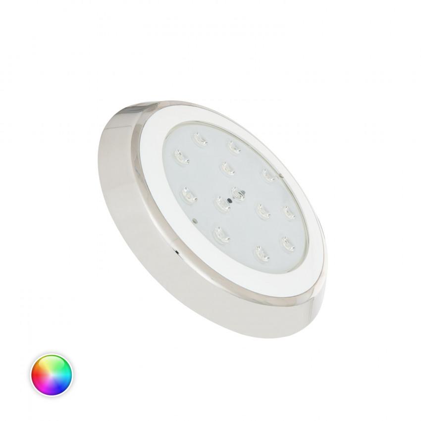 Faretto Piscina LED Superficie RGBW 24W