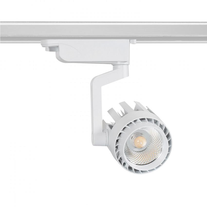 Faretto LED Dora 30W Bianco per Binario Monofase