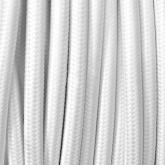 Kabel Materiałowy Biały