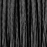 Kabel Materiałowy Czarny