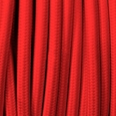 Kabel Materiałowy Czerwony