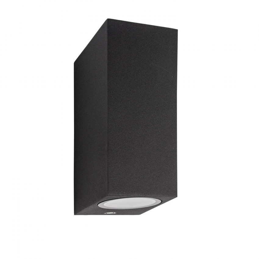 Dark Grey Miseno Up-Down Wall Light