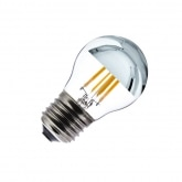 G45 E27 3.5W Reflect Filament LED Bulb (Dimmable)