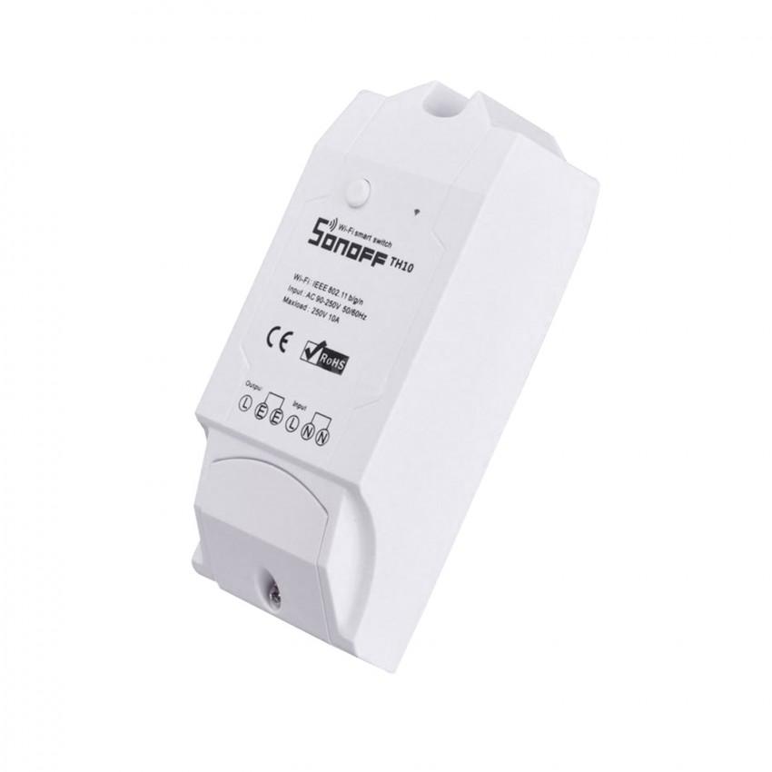 Monitor for Temperature & Humidity Sensor WIFI SONOFF TH10 V1