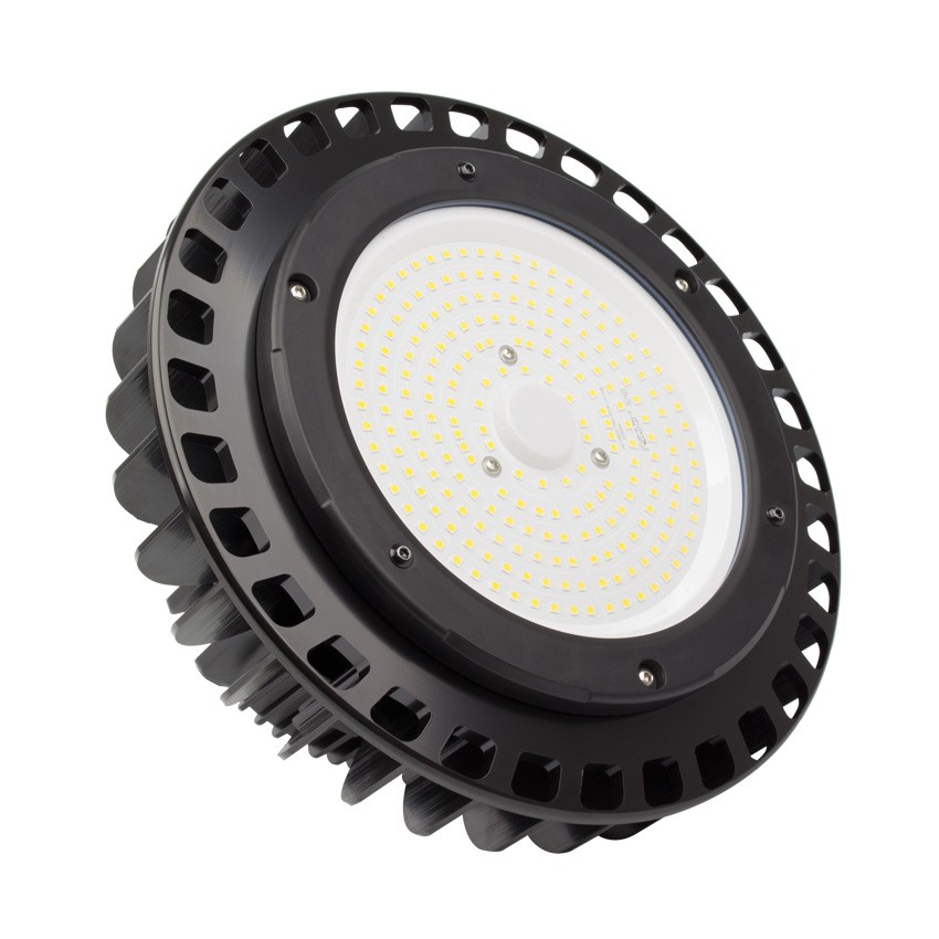 Campana UFO LED  150W 130 lm/W Mean Well Regulable