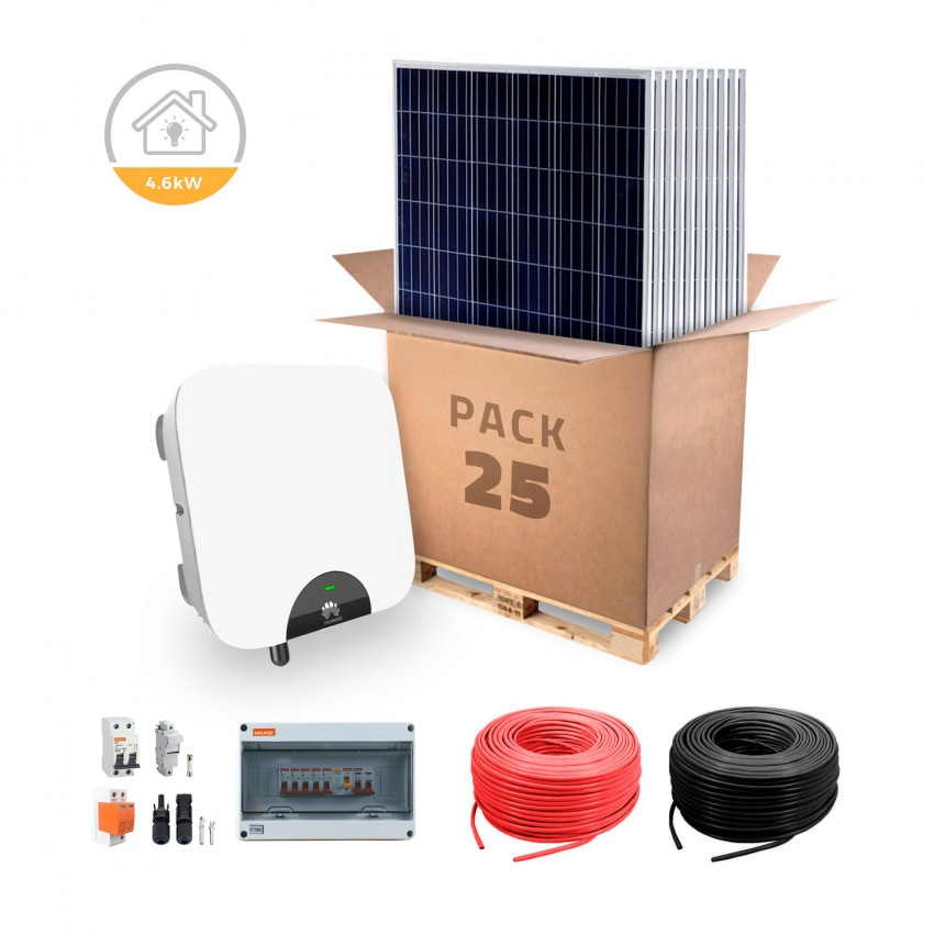 Huawei 12KW Self-Consumption Hybrid Network Kit for Small Businesses