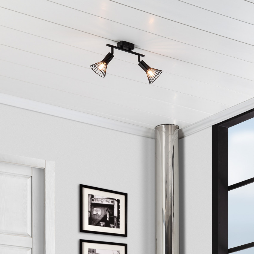 Adjustable Royal Surface Spotlights (x2)